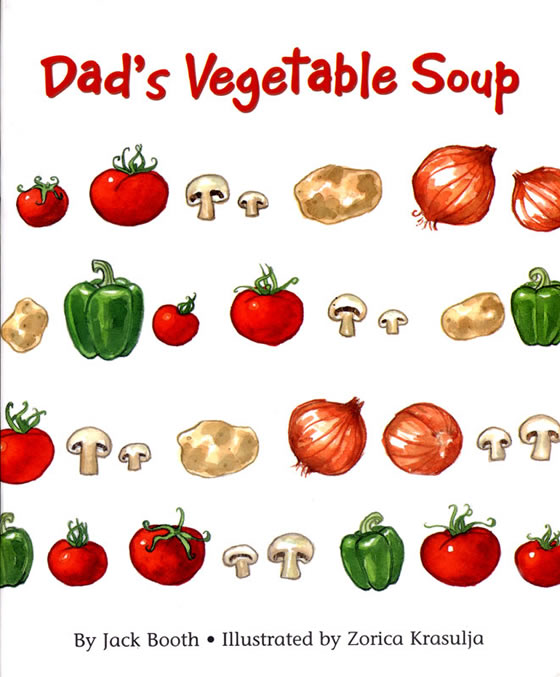 Dad's Vegetable Soup - Cover